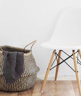 Witte Designer Stoel